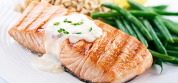 Lunch / Dinner Sample Menu
